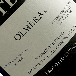 Olmèra - single vineyard