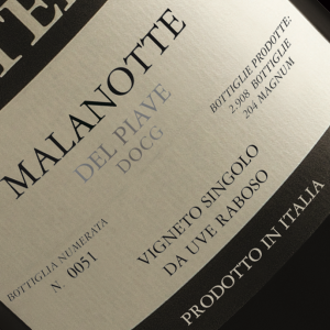 Malanotte - single vineyard