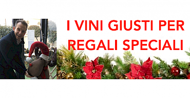For Christmas … give De Stefani wines as a gift!